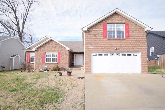 2781 Cascade Dr, Clarksville, TN 37042 (MLS #RTC2113782) :: Village Real Estate
