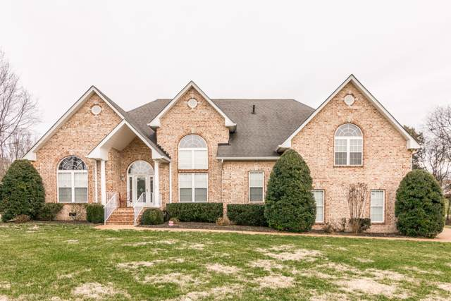 1036 Dorset Dr, Hendersonville, TN 37075 (MLS #RTC2113832) :: Team Wilson Real Estate Partners