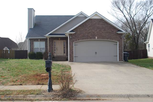 3550 Southwood Dr, Clarksville, TN 37042 (MLS #RTC2113902) :: Katie Morrell | Compass RE
