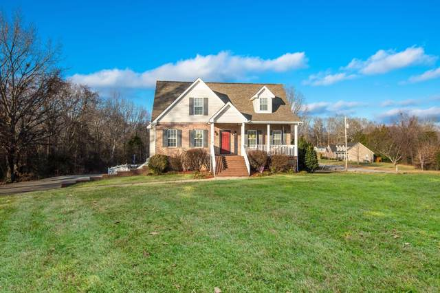 206 Contrary Road, Burns, TN 37029 (MLS #RTC2113996) :: Nashville on the Move