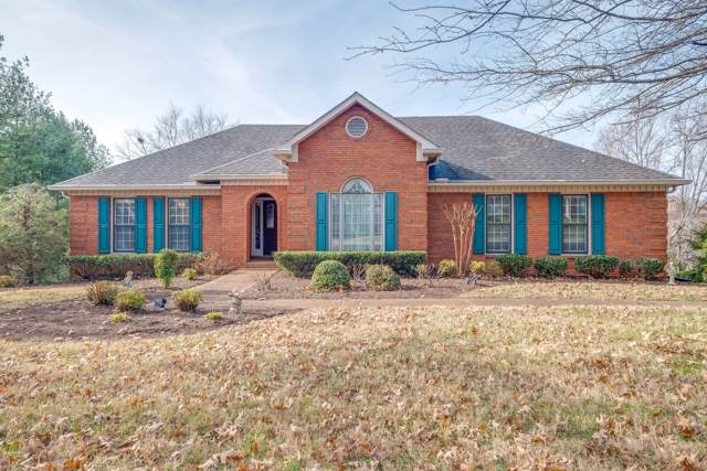 517 Treemont Trl, Springfield, TN 37172 (MLS #RTC2114036) :: Ashley Claire Real Estate - Benchmark Realty