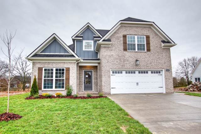 3551 Pershing Dr.- Lot 21, Murfreesboro, TN 37129 (MLS #RTC2114039) :: John Jones Real Estate LLC