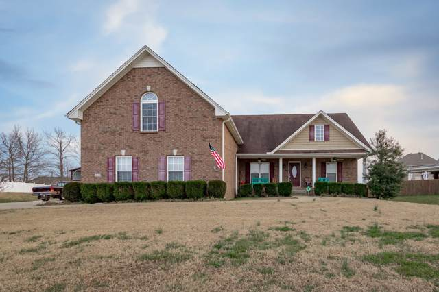 2432 Ellsworth Dr, Clarksville, TN 37043 (MLS #RTC2114040) :: RE/MAX Homes And Estates
