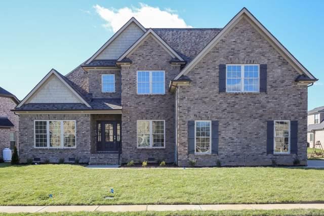 2615 Ritz Ln, Murfreesboro, TN 37130 (MLS #RTC2114047) :: John Jones Real Estate LLC