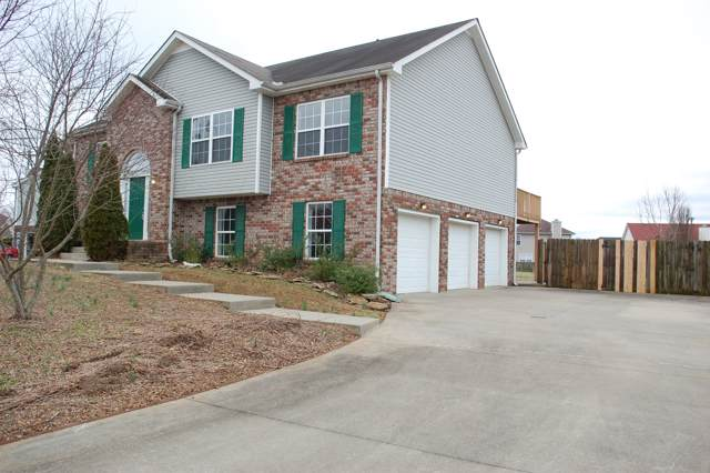 3525 Clearwater Dr, Clarksville, TN 37042 (MLS #RTC2114135) :: The Kelton Group