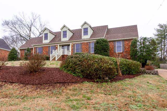 1502 Heritage Dr., Columbia, TN 38401 (MLS #RTC2114153) :: Village Real Estate