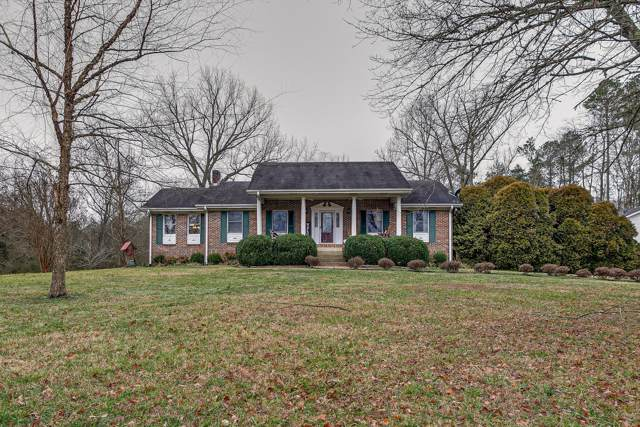 1338 Grays Bend Rd, Centerville, TN 37033 (MLS #RTC2114162) :: Berkshire Hathaway HomeServices Woodmont Realty