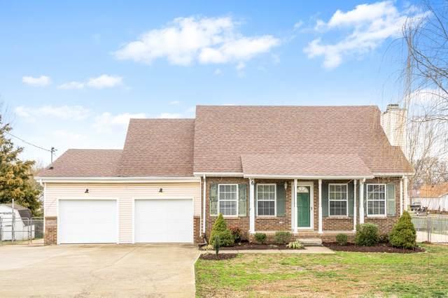 3806 Trenton Rd, Clarksville, TN 37040 (MLS #RTC2114168) :: John Jones Real Estate LLC