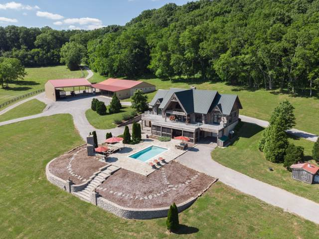 2550 Charlie Thomas Rd, Cornersville, TN 37047 (MLS #RTC2114172) :: Village Real Estate