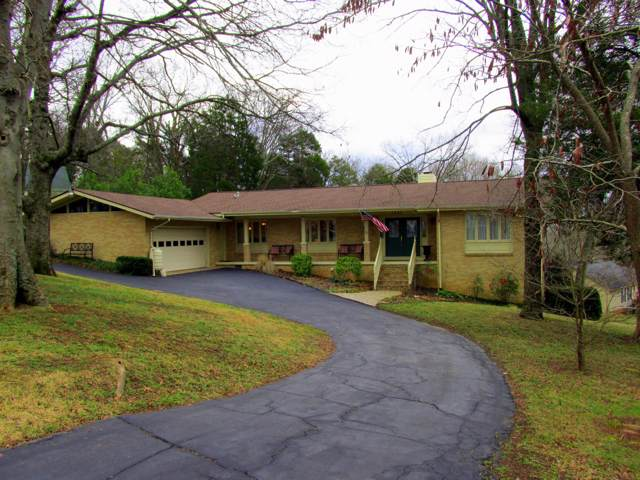 1200 Confederate Drive, Columbia, TN 38401 (MLS #RTC2114183) :: Village Real Estate