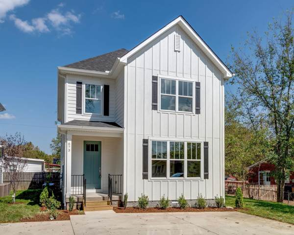 673 Park St, Nashville, TN 37209 (MLS #RTC2114193) :: Ashley Claire Real Estate - Benchmark Realty
