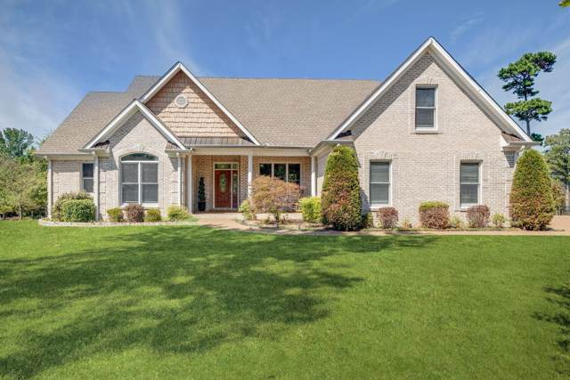 524 Country Club Drive, Dickson, TN 37055 (MLS #RTC2114194) :: Nashville on the Move