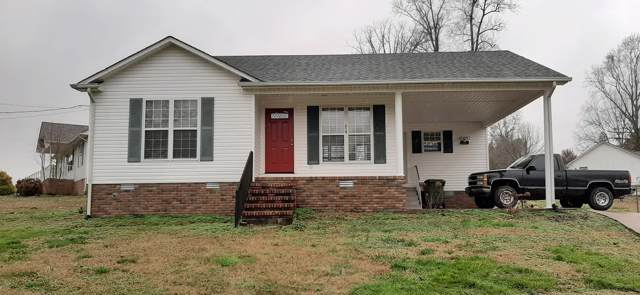 1007 Old Florence Rd, Lawrenceburg, TN 38464 (MLS #RTC2114261) :: Nashville on the Move