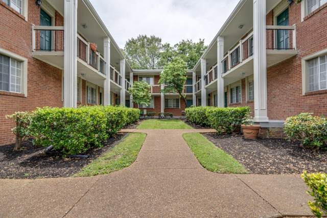 2121 Fairfax Ave #17, Nashville, TN 37212 (MLS #RTC2114279) :: Fridrich & Clark Realty, LLC