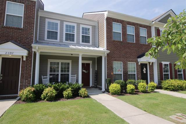 2099 Hemlock Dr, Spring Hill, TN 37174 (MLS #RTC2114332) :: Katie Morrell | Compass RE