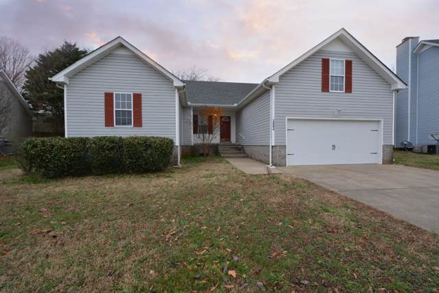 3864 Man O War Blvd, Clarksville, TN 37042 (MLS #RTC2114339) :: Berkshire Hathaway HomeServices Woodmont Realty