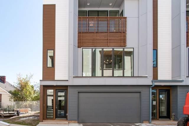 227 Oceola Ave #4, Nashville, TN 37209 (MLS #RTC2114354) :: Village Real Estate