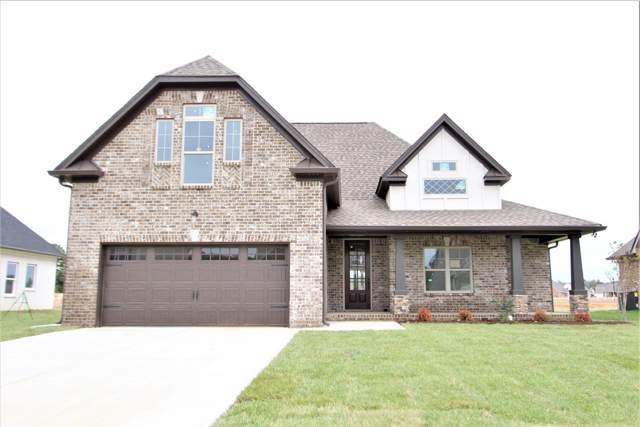 146 Neecee Dr #32, Smyrna, TN 37167 (MLS #RTC2114402) :: John Jones Real Estate LLC
