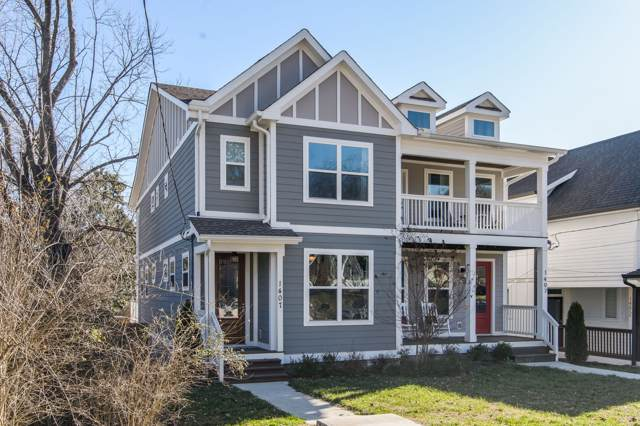 1407B Stainback Ave, Nashville, TN 37207 (MLS #RTC2114408) :: Nashville on the Move