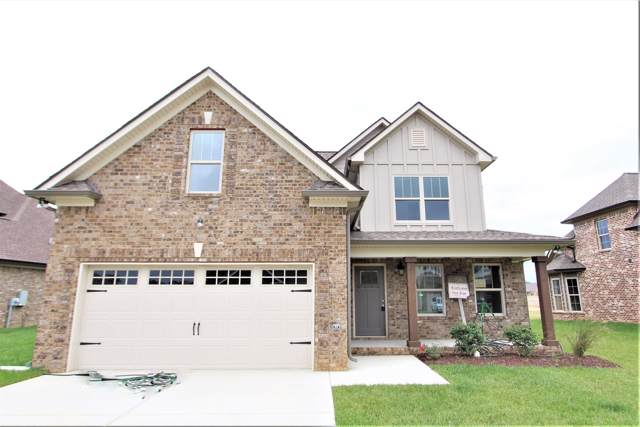140 Neecee Dr #35, Smyrna, TN 37167 (MLS #RTC2114432) :: John Jones Real Estate LLC