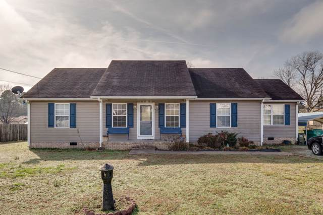 1100 Dodson Dr, Lewisburg, TN 37091 (MLS #RTC2114439) :: The Milam Group at Fridrich & Clark Realty