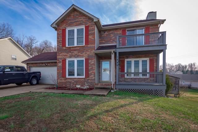 1690 Hazelwood Rd, Clarksville, TN 37042 (MLS #RTC2114444) :: The Easling Team at Keller Williams Realty