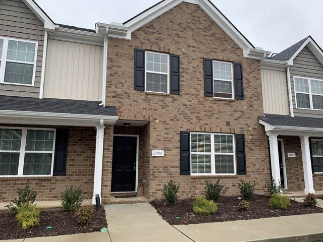 2006 Huyana Way, Spring Hill, TN 37174 (MLS #RTC2114490) :: CityLiving Group