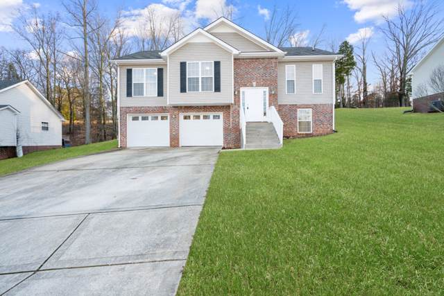 2260 Yeager Dr, Clarksville, TN 37040 (MLS #RTC2114493) :: Cory Real Estate Services