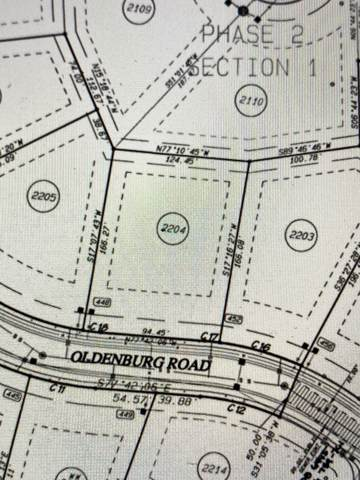 448 Oldenburg Rd, Nolensville, TN 37135 (MLS #RTC2114496) :: Berkshire Hathaway HomeServices Woodmont Realty