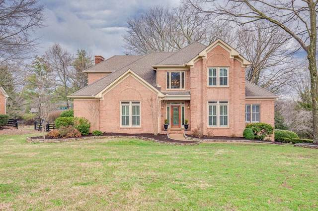9410 Green Hill Cir, Brentwood, TN 37027 (MLS #RTC2114528) :: Village Real Estate