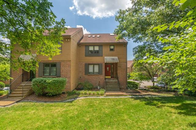 2220 Westview Dr, Unit 11B, Nashville, TN 37212 (MLS #RTC2114533) :: Ashley Claire Real Estate - Benchmark Realty
