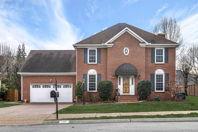 1186 Glenbrook Dr, Franklin, TN 37064 (MLS #RTC2114537) :: CityLiving Group