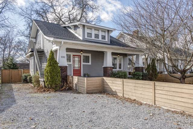 1010 Delmas Ave, Nashville, TN 37216 (MLS #RTC2114558) :: The Justin Tucker Team - RE/MAX Elite