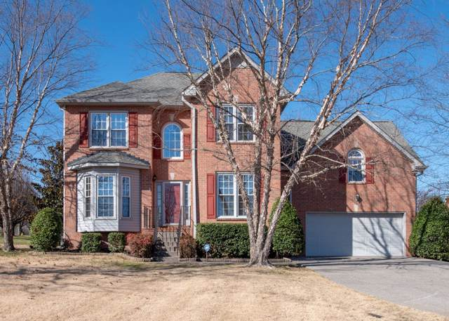 101 Vollan Ct, Hendersonville, TN 37075 (MLS #RTC2114593) :: Berkshire Hathaway HomeServices Woodmont Realty