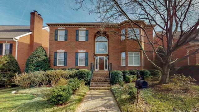 201 Kensington Park, Nashville, TN 37215 (MLS #RTC2114609) :: The Miles Team | Compass Tennesee, LLC