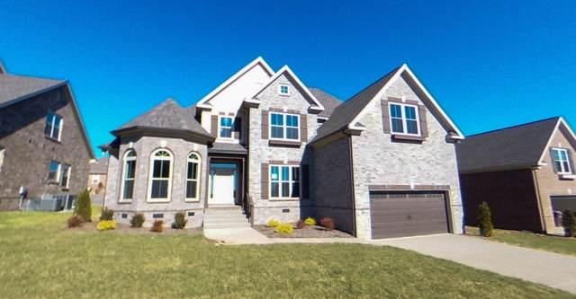 6003 Spade Dr Lot 192, Spring Hill, TN 37174 (MLS #RTC2114667) :: Village Real Estate