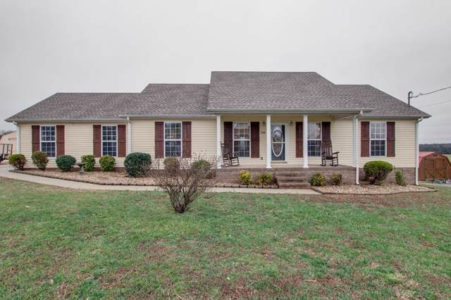 104 Cook Ln, Shelbyville, TN 37160 (MLS #RTC2114669) :: FYKES Realty Group