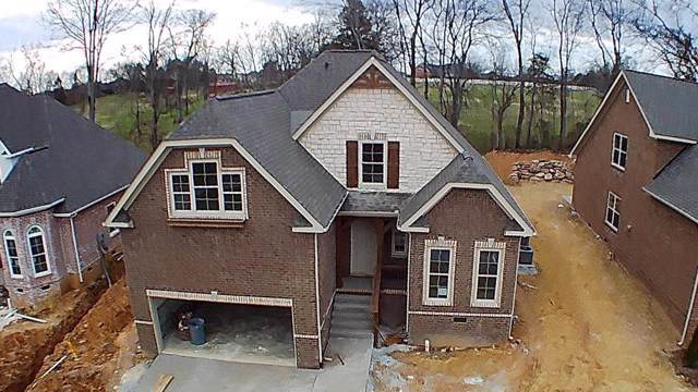 2031 Lequire Ln Lot 222, Spring Hill, TN 37174 (MLS #RTC2114677) :: Village Real Estate