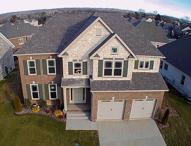 2018 Lequire Ln Lot 262, Spring Hill, TN 37174 (MLS #RTC2114681) :: Village Real Estate
