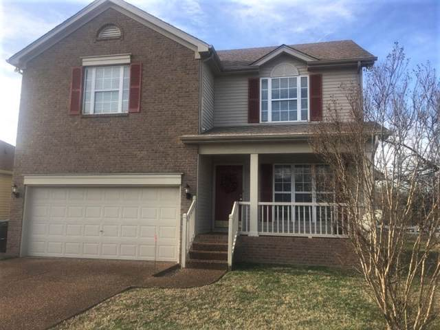 400 Hunters Path Ct, Hermitage, TN 37076 (MLS #RTC2114685) :: Katie Morrell | Compass RE