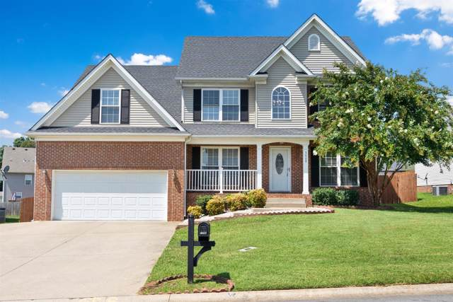 3008 Outfitters Dr, Clarksville, TN 37040 (MLS #RTC2114744) :: Village Real Estate