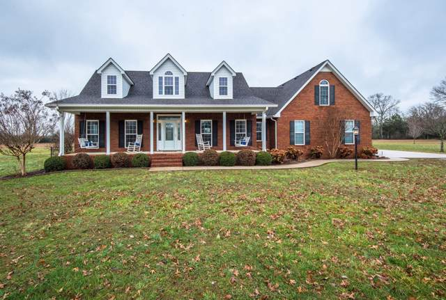 2100 Midland Fosterville Rd, Bell Buckle, TN 37020 (MLS #RTC2114745) :: Village Real Estate