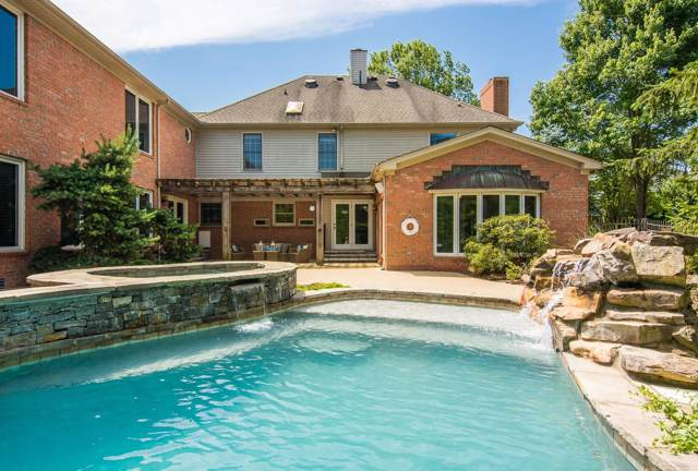 1735 Reins Ct, Brentwood, TN 37027 (MLS #RTC2114747) :: Berkshire Hathaway HomeServices Woodmont Realty