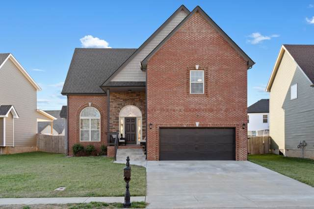 1069 Thrasher Dr, Clarksville, TN 37040 (MLS #RTC2114796) :: HALO Realty