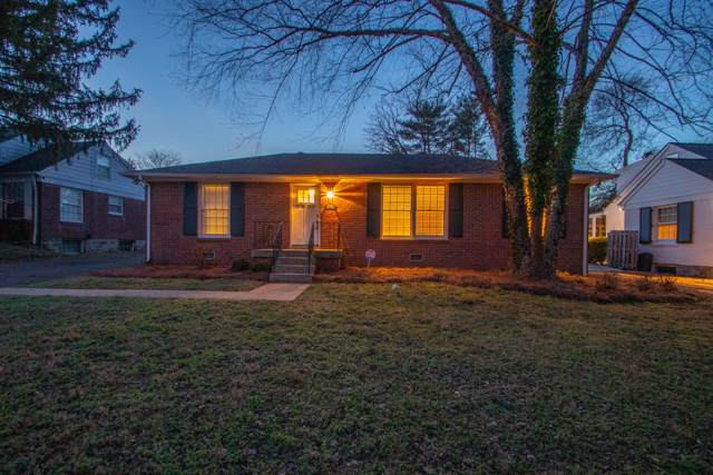 3617 Rainbow Pl, Nashville, TN 37204 (MLS #RTC2114812) :: Ashley Claire Real Estate - Benchmark Realty