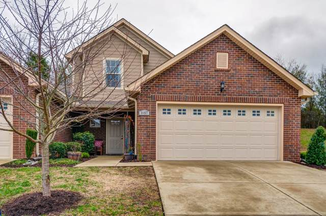 1057 Irish Way, Spring Hill, TN 37174 (MLS #RTC2114856) :: Berkshire Hathaway HomeServices Woodmont Realty