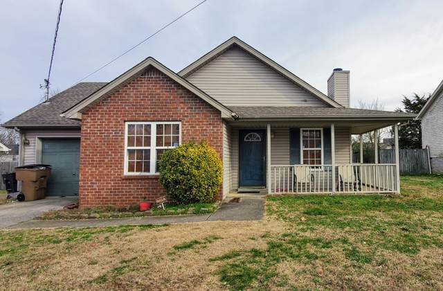 832 Post Oak Dr, Antioch, TN 37013 (MLS #RTC2114864) :: REMAX Elite