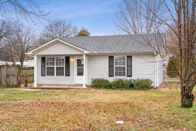 101 Gail St, Oak Grove, KY 42262 (MLS #RTC2114888) :: REMAX Elite