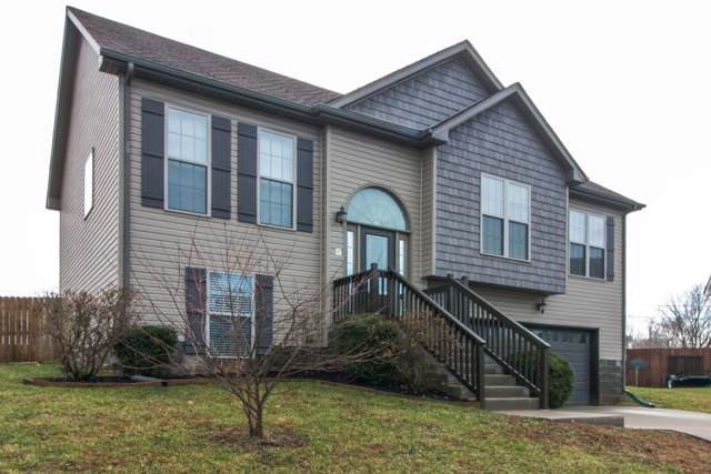 698 Fox Trail Ct, Clarksville, TN 37040 (MLS #RTC2114894) :: The Group Campbell powered by Five Doors Network