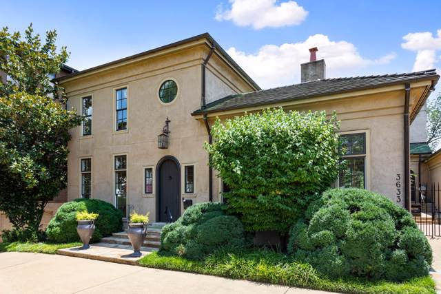 3631 West End Ave, Nashville, TN 37205 (MLS #RTC2114906) :: RE/MAX Homes And Estates